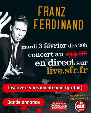 Franz ferdinand SFR